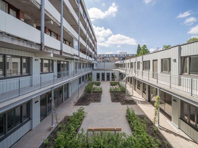 Te huur: Appartement Wageningen Olympiaplein