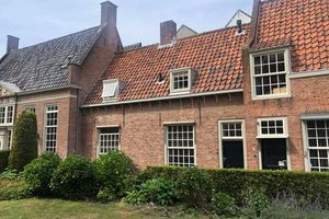 Te huur: Appartement Leiden Elisabeth Gasthuishof