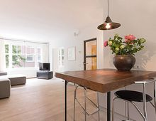 Appartement Molenbeekstraat in Amsterdam