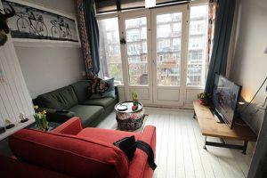 For rent: Apartment Rotterdam Keucheniusstraat