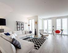 Apartment Prinsesseweg in Zandvoort