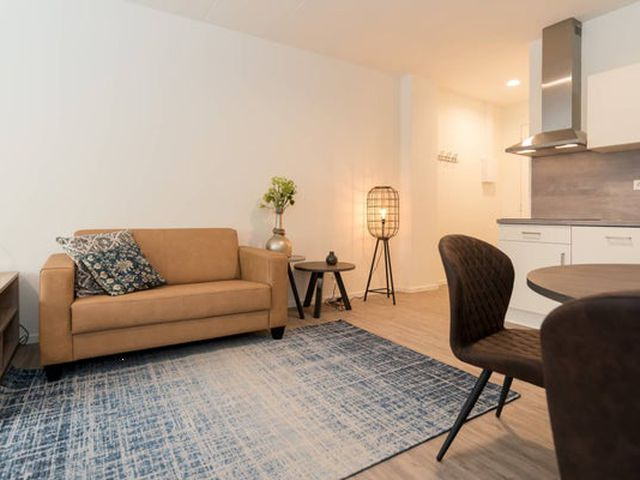 For rent: Apartment Badhoevedorp Jan van Gentstraat