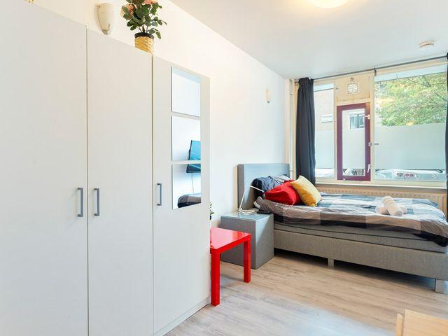 For rent: Studio Utrecht Wittevrouwensingel