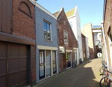 Apartment Dolhuissteeg in Leiden