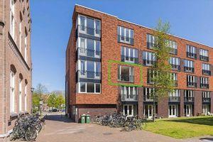 For rent: Apartment Haarlem Kamperlaan