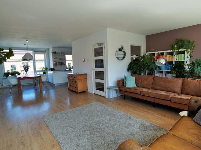 Te huur: Appartement Leiden Moddermanstraat