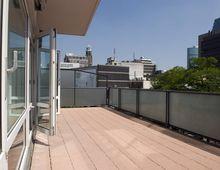 Appartement Kruiskade in Rotterdam