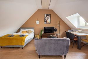 For rent: Studio Rotterdam Riederlaan