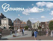 Appartement Mandenmakerssteeg in Leiden