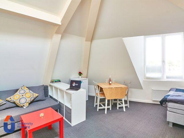 For rent: Studio Utrecht Voorstraat