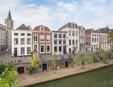Appartement Oudegracht in Utrecht