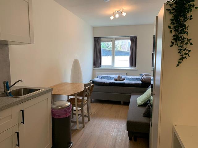 For rent: Room Utrecht Hasebroekstraat