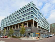 Appartement Van Suchtelen van de Haarestraat in Amsterdam