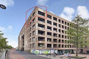 Te huur: Appartement Breda Anna van Lotharingentoren