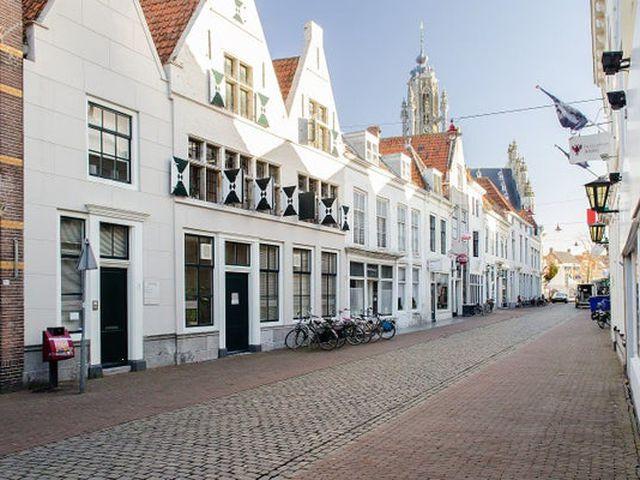 Te huur: Appartement Middelburg Vlasmarkt