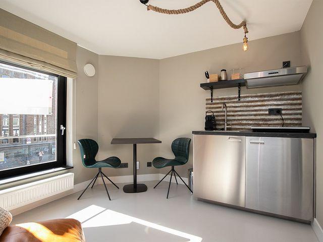 For rent: Studio Utrecht Potterstraat