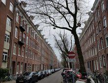 Appartement Van Oldenbarneveldtstraat in Amsterdam