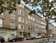 Apartment Vechtstraat in Amsterdam