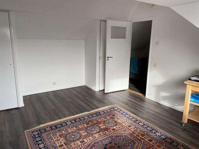 For rent: Studio Hilversum Van Riebeeckweg