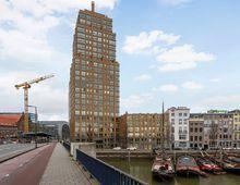 Appartement Wijnhaven in Rotterdam