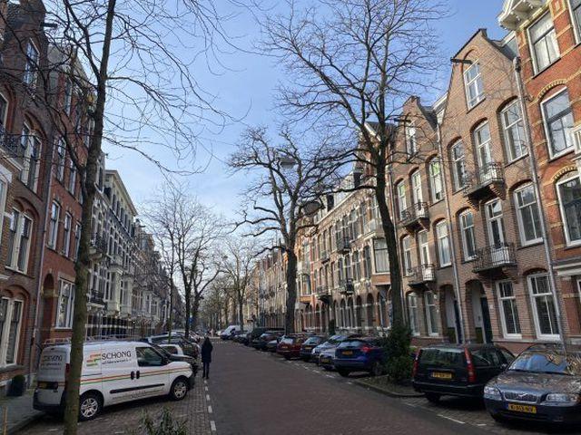 Te huur: Huurwoning Amsterdam Van Breestraat
