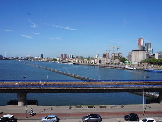 Te huur: Appartement Rotterdam Maashaven O.z.