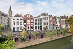 For rent: Apartment Utrecht Oudegracht