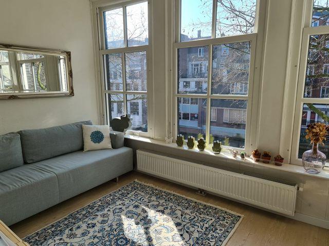 Te huur: Appartement Amsterdam Lijnbaansgracht