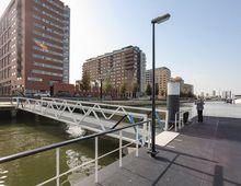 Appartement Piet Smitkade in Rotterdam