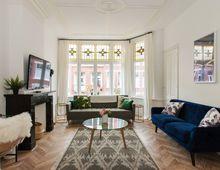 Apartment Fultonstraat in Den Haag
