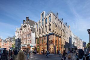 Te huur: Appartement Amsterdam Lange Leidsedwarsstraat