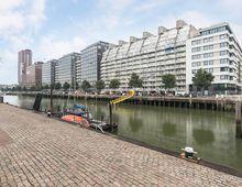 Appartement Admiraliteitskade in Rotterdam