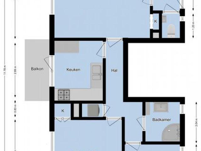 Te huur: Appartement Hilversum Stationsstraat