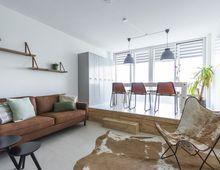 Appartement Bos en Lommerplantsoen in Amsterdam