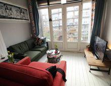 Apartment Keucheniusstraat in Rotterdam