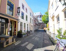 Appartement Nieuwsteeg in Leiden