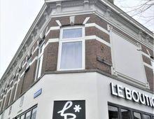 Appartement Zwart Janstraat in Rotterdam