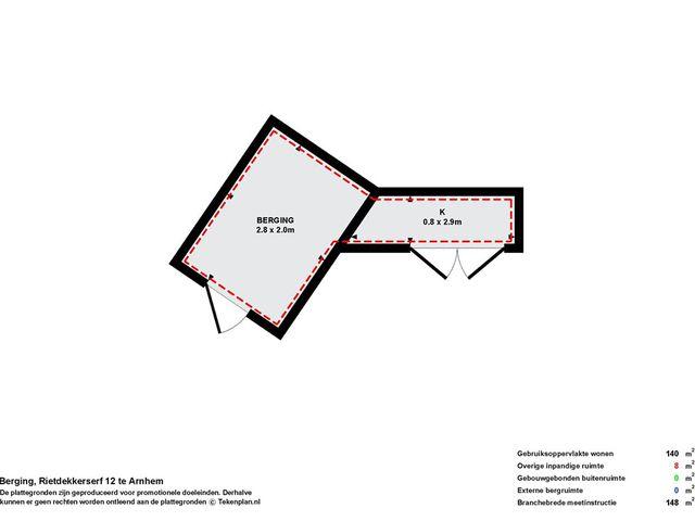 Te huur: Huurwoning Arnhem Rietdekkerserf