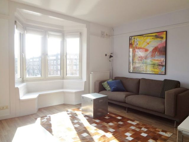 Te huur: Appartement Amsterdam Jozef Israelskade