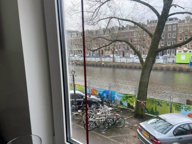 For rent: Apartment Amsterdam Marnixkade