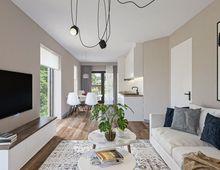 Apartment Nachtegaalstraat in Zwolle