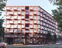 Apartment Bella Vistastraat in Amsterdam