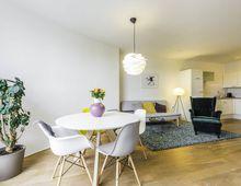 Appartement Meerhuizenstraat in Amsterdam