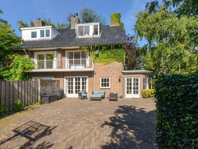 For rent: House Wassenaar Jagerslaan (noord)