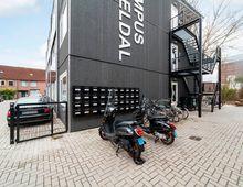 Apartment G.J. Leonard Ankersmitlaan in Deventer