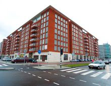Appartement Ookmeerweg in Amsterdam