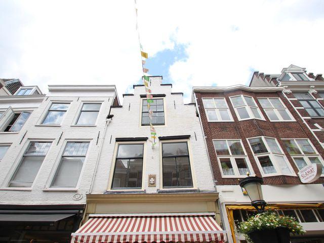 Te huur: Studio Utrecht Buurkerkhof
