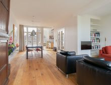 Appartement Bilderdijkkade in Amsterdam