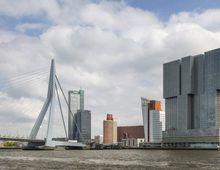 Appartement Wilhelminakade in Rotterdam