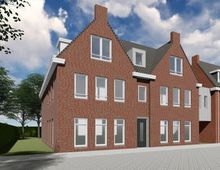 Appartement Bisschopsmolenstraat in Etten-Leur